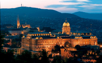 Luxury Budapest, Tour I., The Buda Castle District
