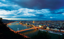 Luxury Budapest, Tour II., Gellért Hill and its Surroundings